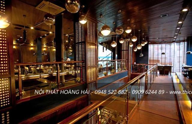 Lợi ích khi thiết kế nhà hàng tại Hoàng Hải