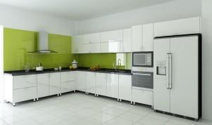 tủ bếp acrylicđẹp