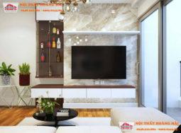 Chiêm ngưỡng mẫu thiết nội thất cho căn hộ chung cư Linh Đàm