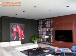 Nội thất hoàn hảo hiện đại trong biệt thự của chị Mai tại Hà Nội