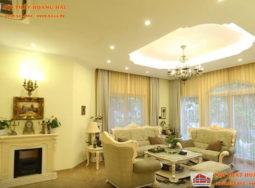 Thiết kế nội thất biệt thự phong cách tân cổ điển tại Ecopark