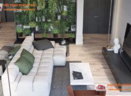 Thiết kế nội thất chung cư cao cấp 2017