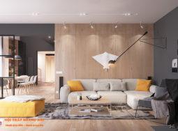 Thiết kế nội thất biệt thự kiểu dáng đẹp và phong cách