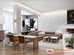 Thiết kế nội thất căn hộ sang trọng và phong cách nhà chị Quỳnh ở Royal city
