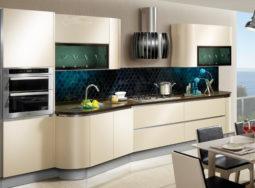 Tủ bếp nhựa Acrylic bảo vệ môi trường