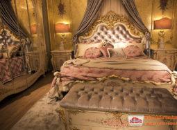 15 phòng ngủ sang trọng phong cách tân cổ điển