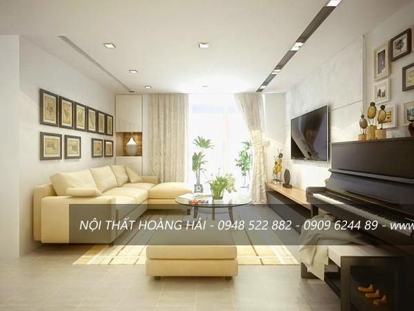 nội thất cho nhà chung cư diện tích nhỏ