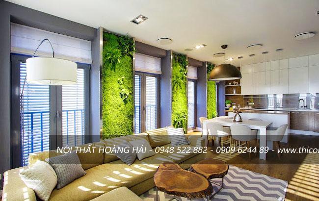 thiết kế nội thất chung cư Mỹ Đình Plaza