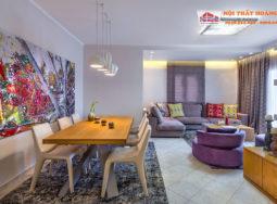 Thiết kế nội thất chung cư Vinhomes – chị Hiền