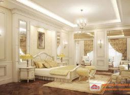 Giá thiết kế nội thất tân cổ điển
