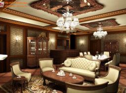 Thiết kế nội thất tân cổ điển tại Splendora