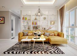 Thiết kế và thi công nội thất chung cư trọn gói giá rẻ tại Hà Nội