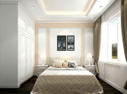 Giường ngủ phong cách hiện đại
