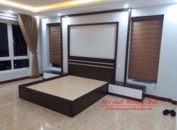 Công trình thi công nội thất phòng ngủ tại FLC Thanh Hóa