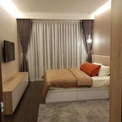 Thi công nội thất chung cư tại nhà anh Tân 23