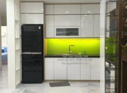 Thi công tủ bếp Acrylic tại Thanh Hóa