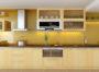 Thiết kế thi công tủ bếp gỗ Acrylic tại Hà Nam