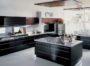 Thiết kế thi công tủ bếp acrylic