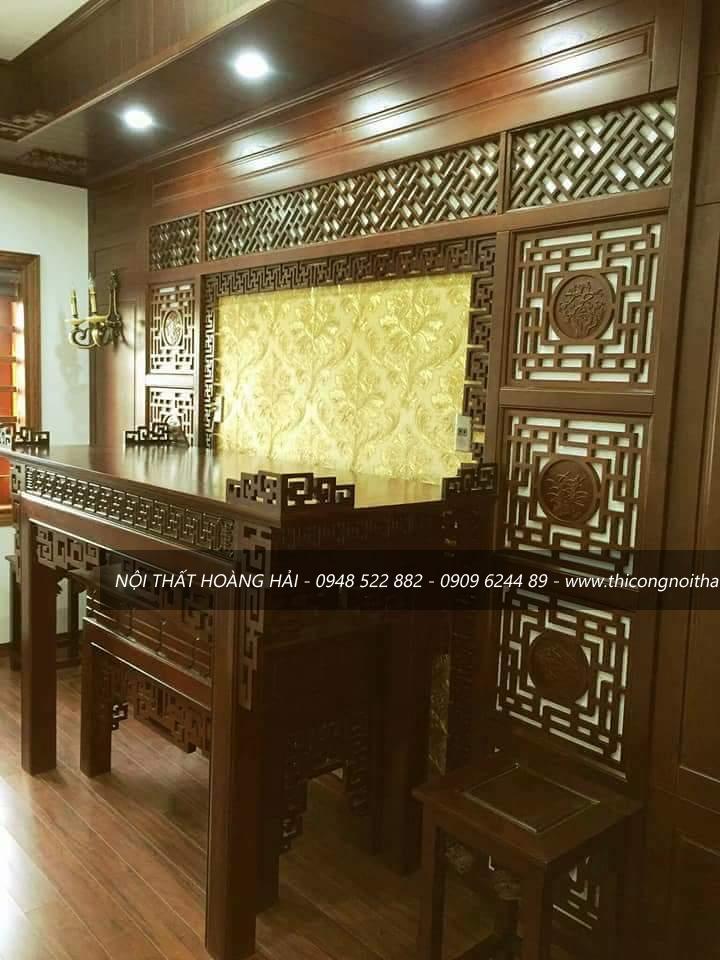 Thi Công Nội thất Biệt thự tại Thái Bình