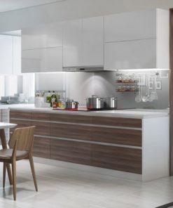 Báo giá tủ bếp gỗ công nghiệp giá rẻ nhất hiện nay