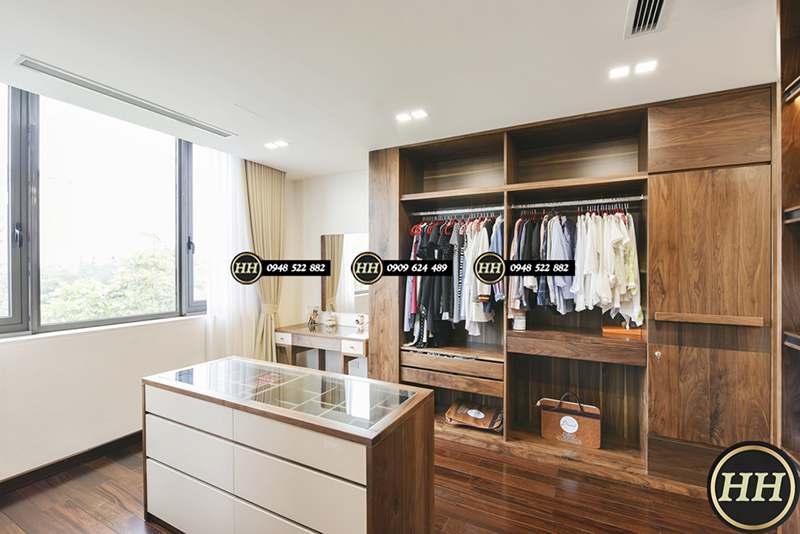 nội thất gỗ óc chó hải phòng