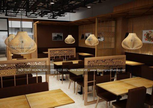 Nhà hàng Phố Xưa, Vivocity QUận 7