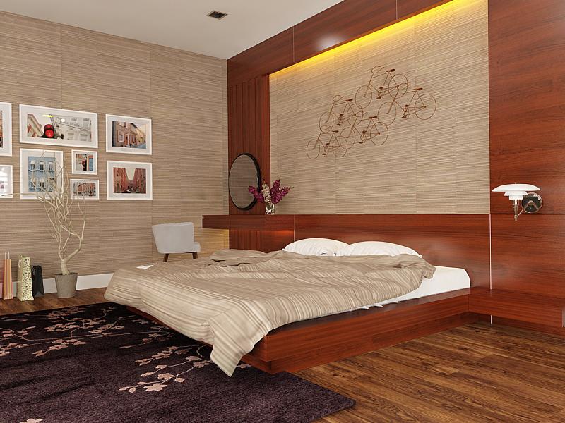Thiêt kế nội thất chị Thủy Bãy Cháy Quảng Ninh