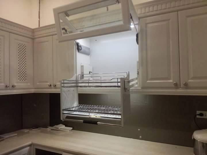 Tủ bếp khu đô thị Đại Thanh