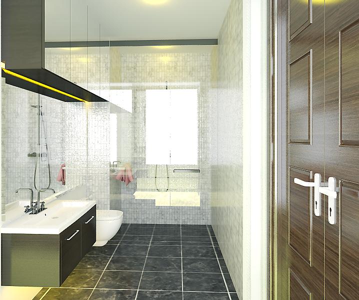 thiết kế nội thất chung cư goldenland