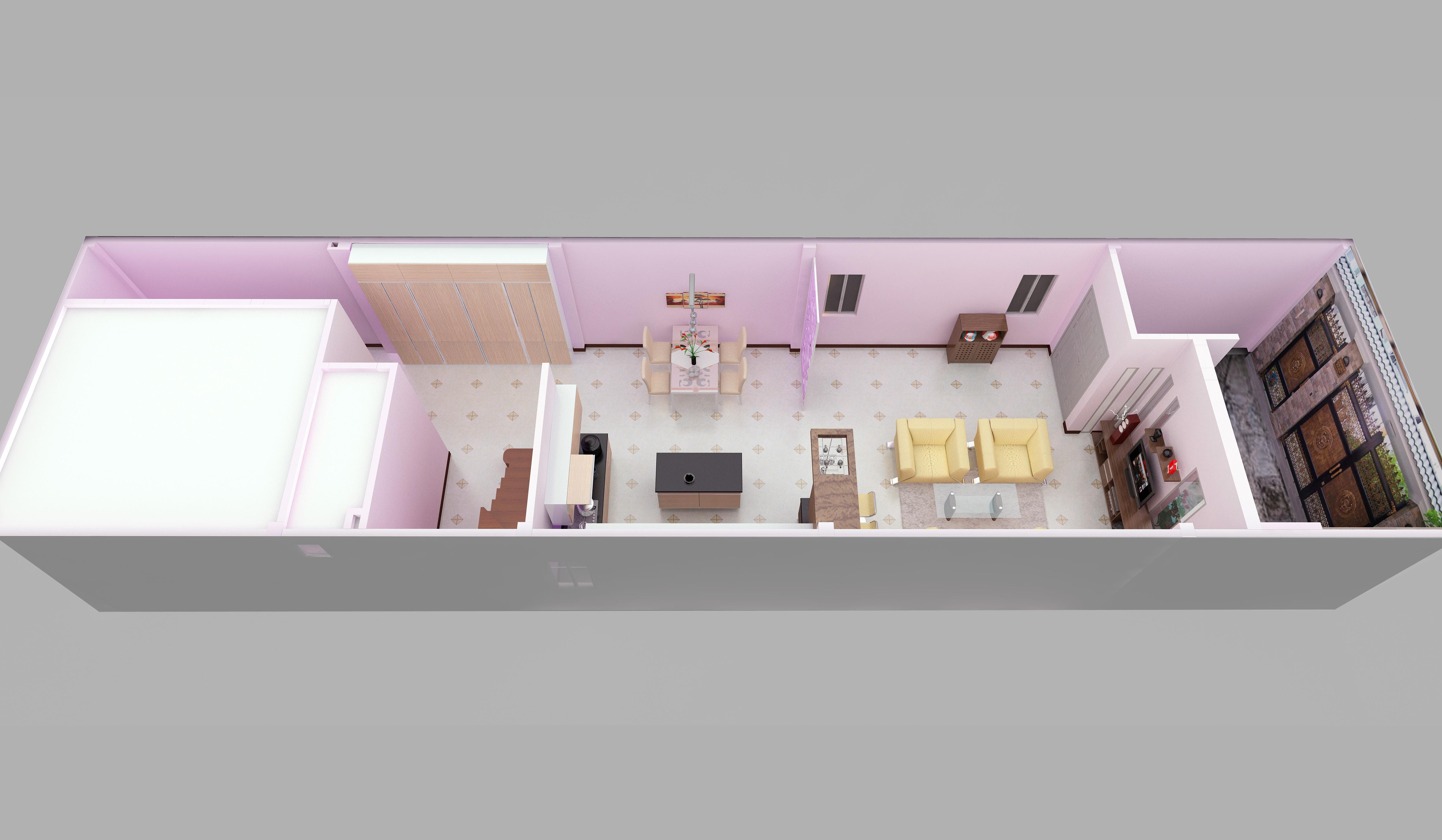 Thi công nội thất Biệt Thự hiện đại