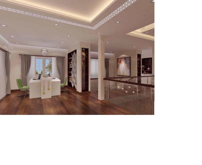 thiết kế nội thất biệt thự anh linh khu đô thi vincom