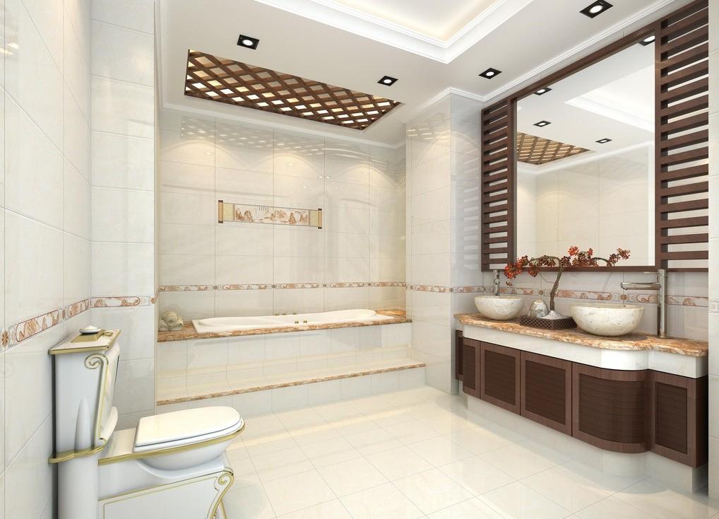 Thiết kế phòng tắm gia đình chị Tâm