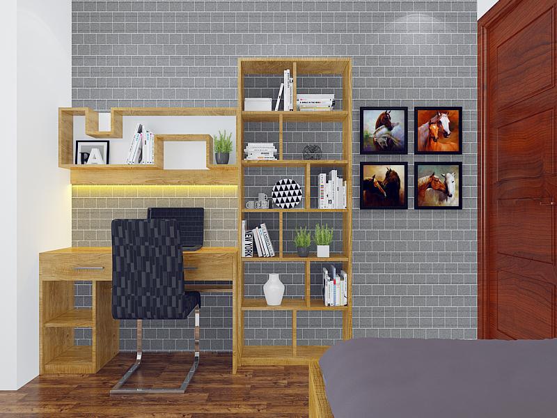 thiết kế nội thất chung cư anh bình