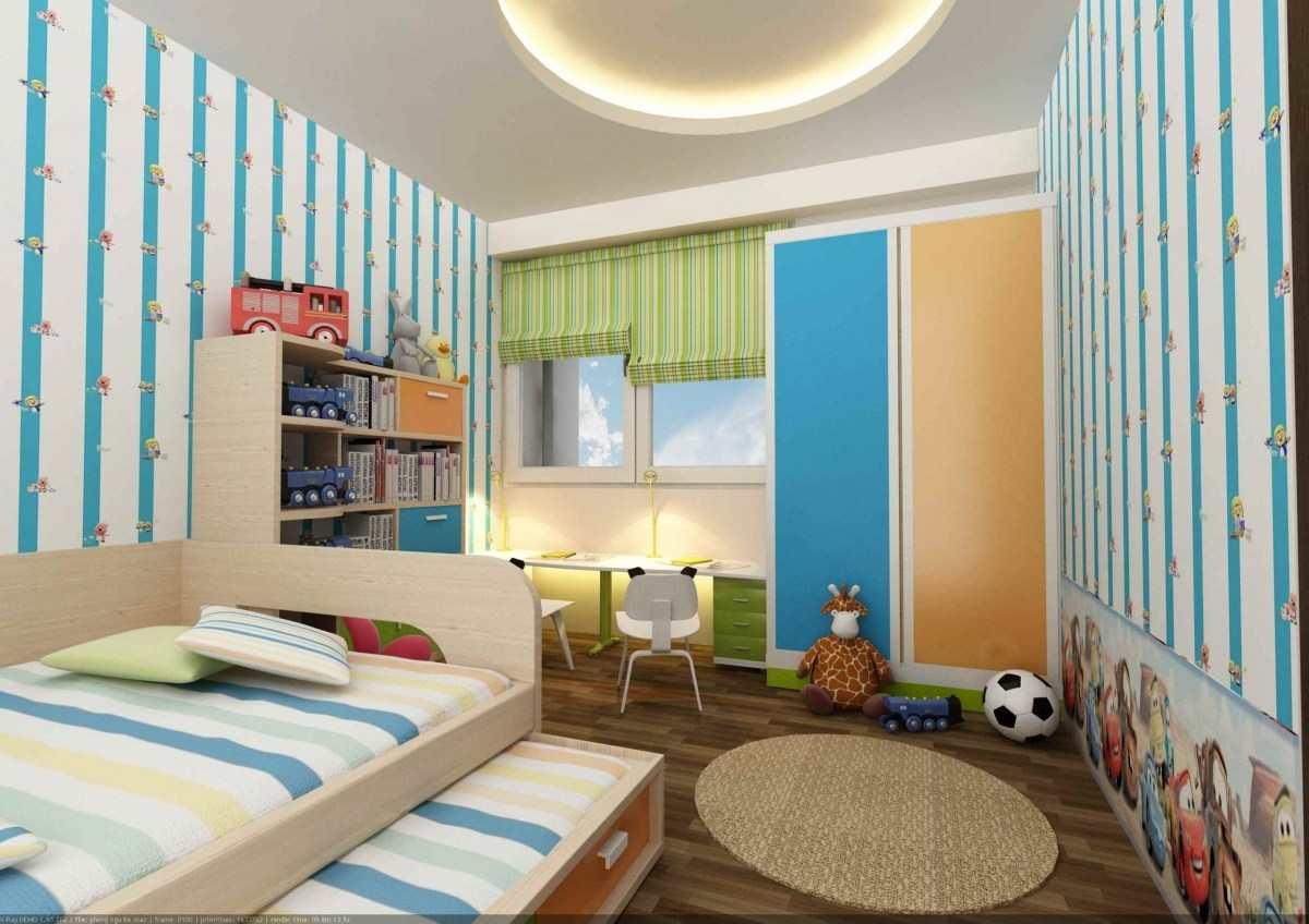Thiết kế phòng trẻ em gia đình chị Hạnh