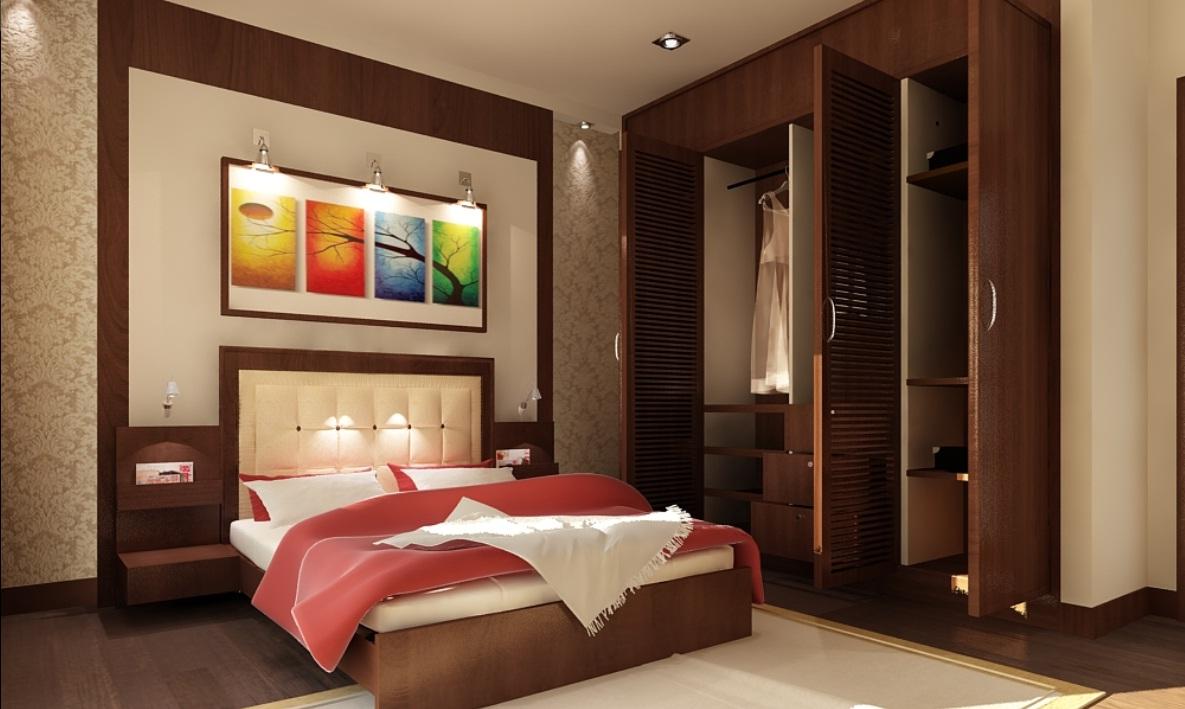Thiết kế phòng ngủ gia đình