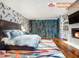 10 ý tưởng thiết kế phòng ngủ biệt thự hiện đại thanh lịch