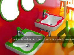 5 phòng tắm trẻ em siêu đáng yêu cho chung cư