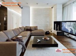 Chiêm ngưỡng nội thất chung cư cao cấp nhà anh Tiến tại Hà Nội