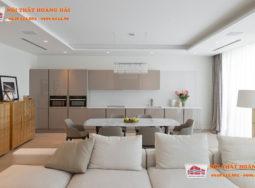 Thiết kế nội thất chung cư cao cấp nhà anh Việt tại Royal City