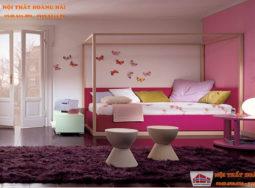 Ý tưởng thiết kế phòng ngủ biệt thự tuyệt đẹp cho trẻ em