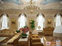5 nội thất sang trọng lấy cảm hứng từ thiết kế cổ điển của Pháp