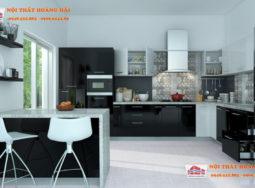 Acrylic và Laminate: lựa chọn hoàn hảo cho tủ bếp nhà bạn
