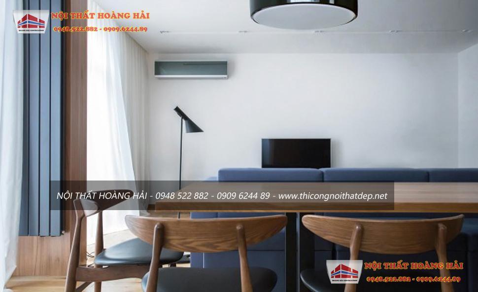 thiết kế nội thất chung cư thân thiện