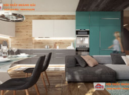 Thiết kế nội thất biệt thự đa phong cách