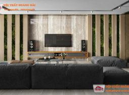 Thiết kế nội thất biệt thự sáng tạo từ các vật liệu tự nhiên