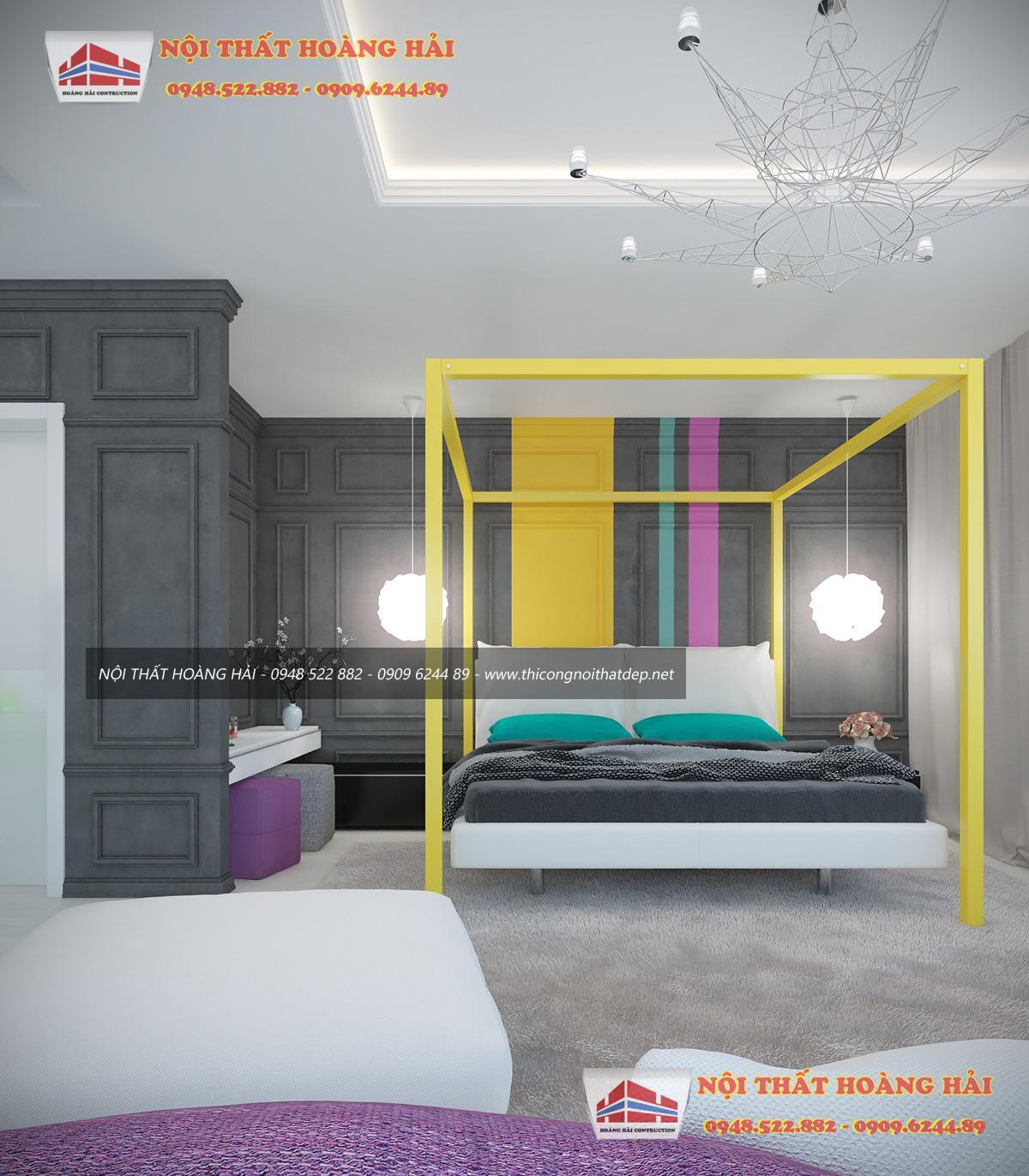 thiết kế nội thất chung cư