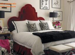 Thiết kế nội thất phòng ngủ lãng mạn và cổ điển