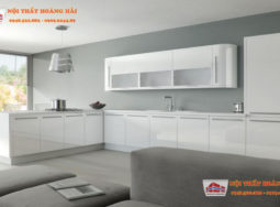 Tủ bếp nhựa Acrylic cao cấp