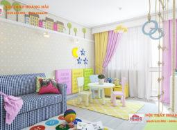 Ý tưởng và cảm hứng thiết kế nội thất phòng ngủ trẻ em vui nhộn