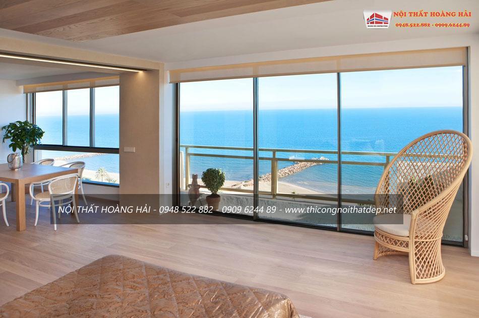 Căn hộ chung cư gần biển đẹp tuyệt vời